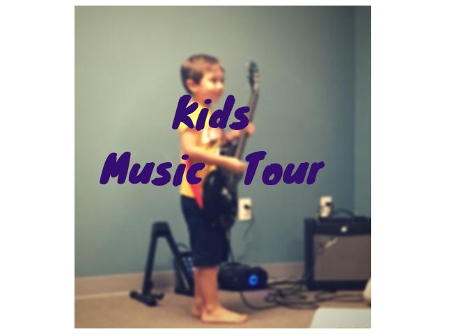Big KidsMusic Tour
